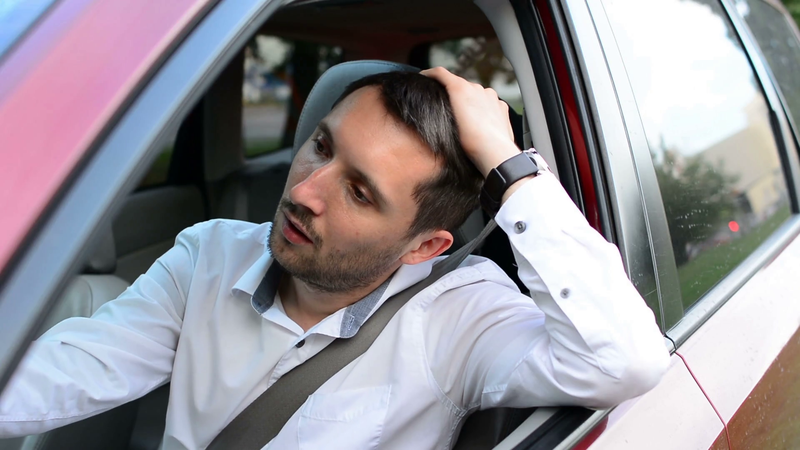 Tips for dealing with stress and burnout as a rideshare driver