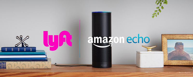 Order Lyft with Alexa