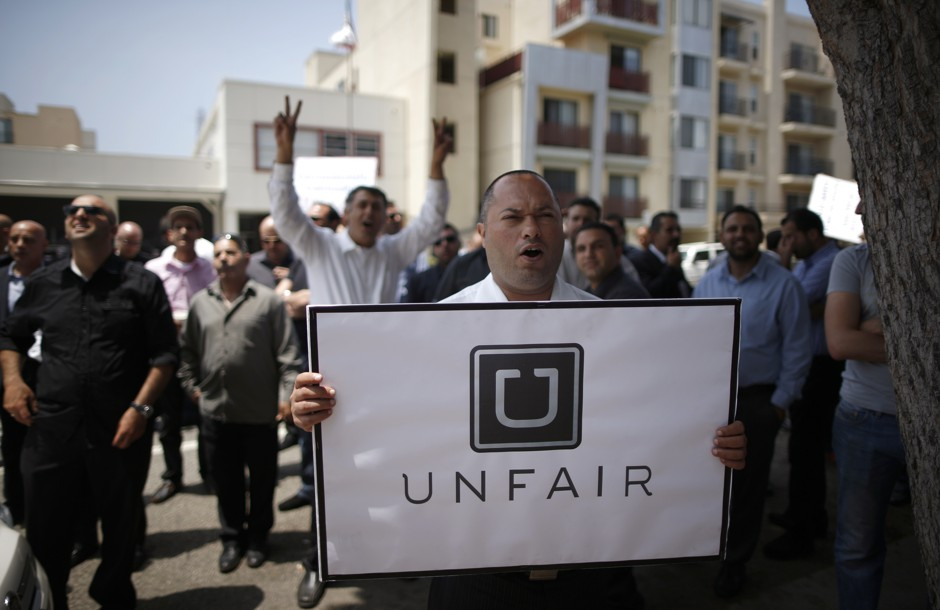 LA's Rideshare Driver Strikes! Bad timing for Uber and Lyft