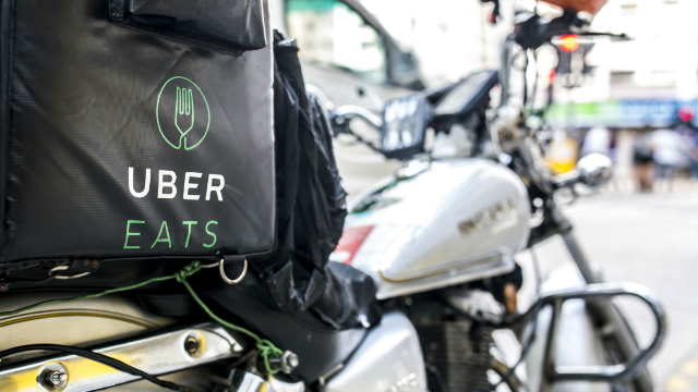 How To Sign Up To Be An Uber Eats Driver