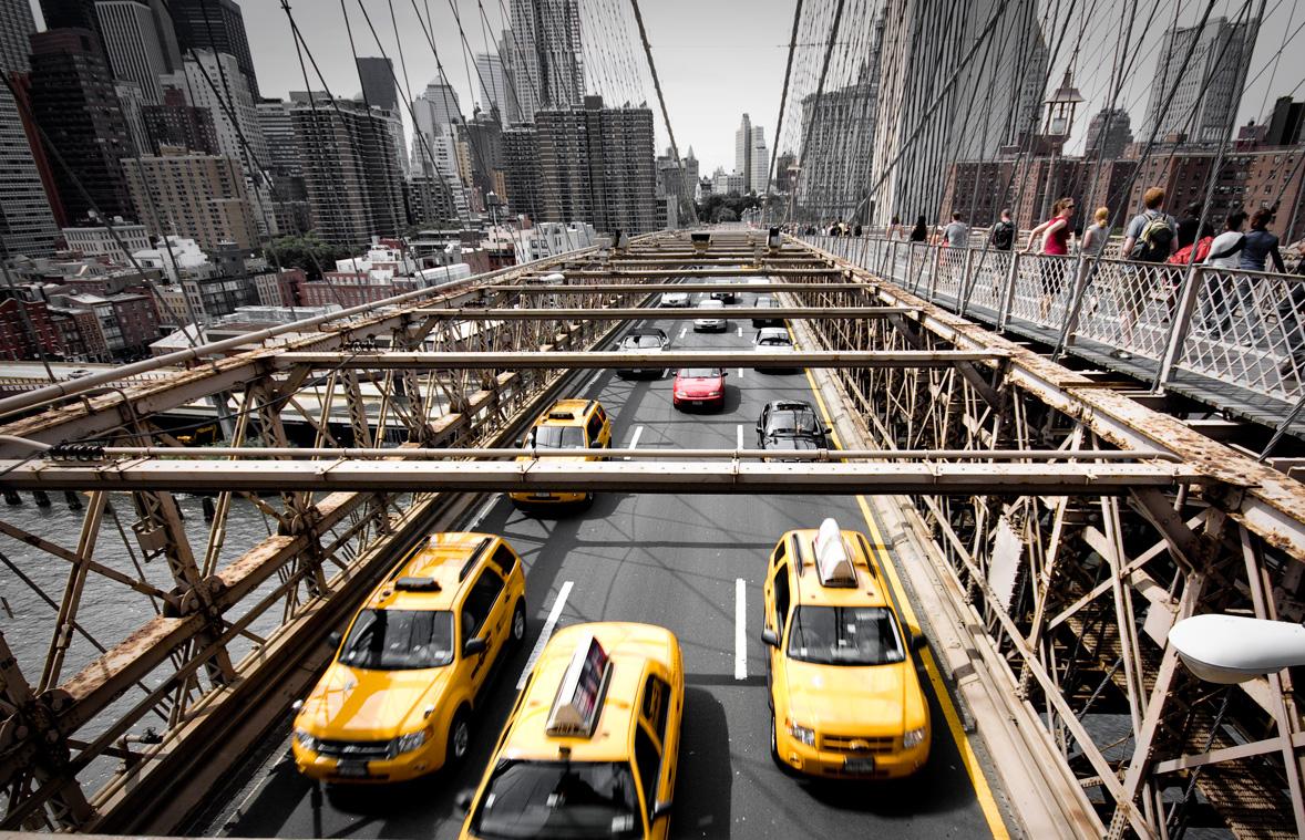 Getting around New York City