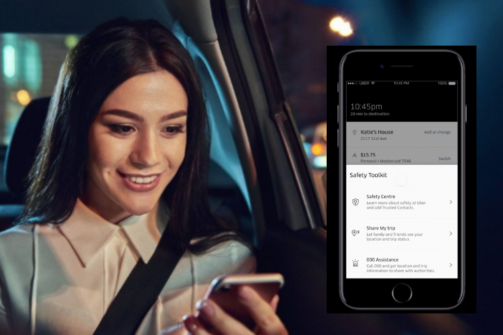 How to Set Up Your Trusted Contacts in the Uber App