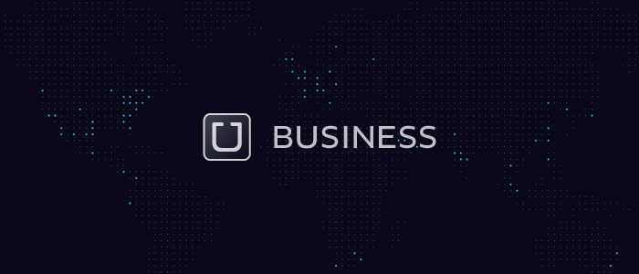 Uber Business Profile