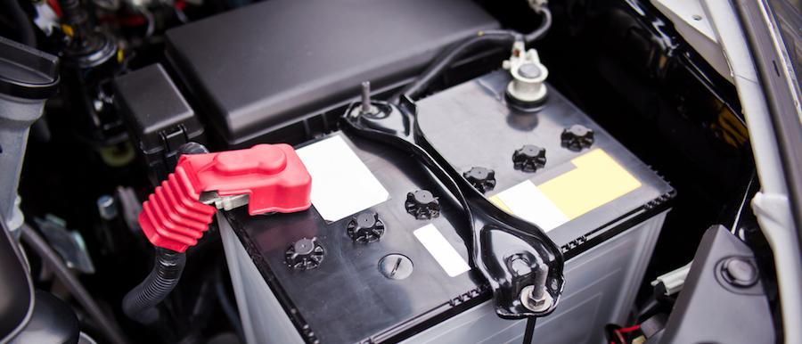 how to clean a bar battery
