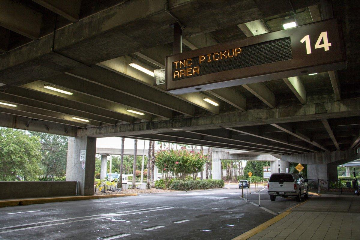 Uber Fees Orlando Airport