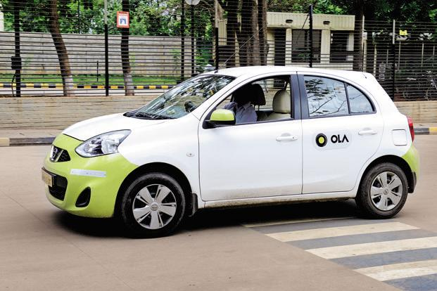 Order Ola without internet