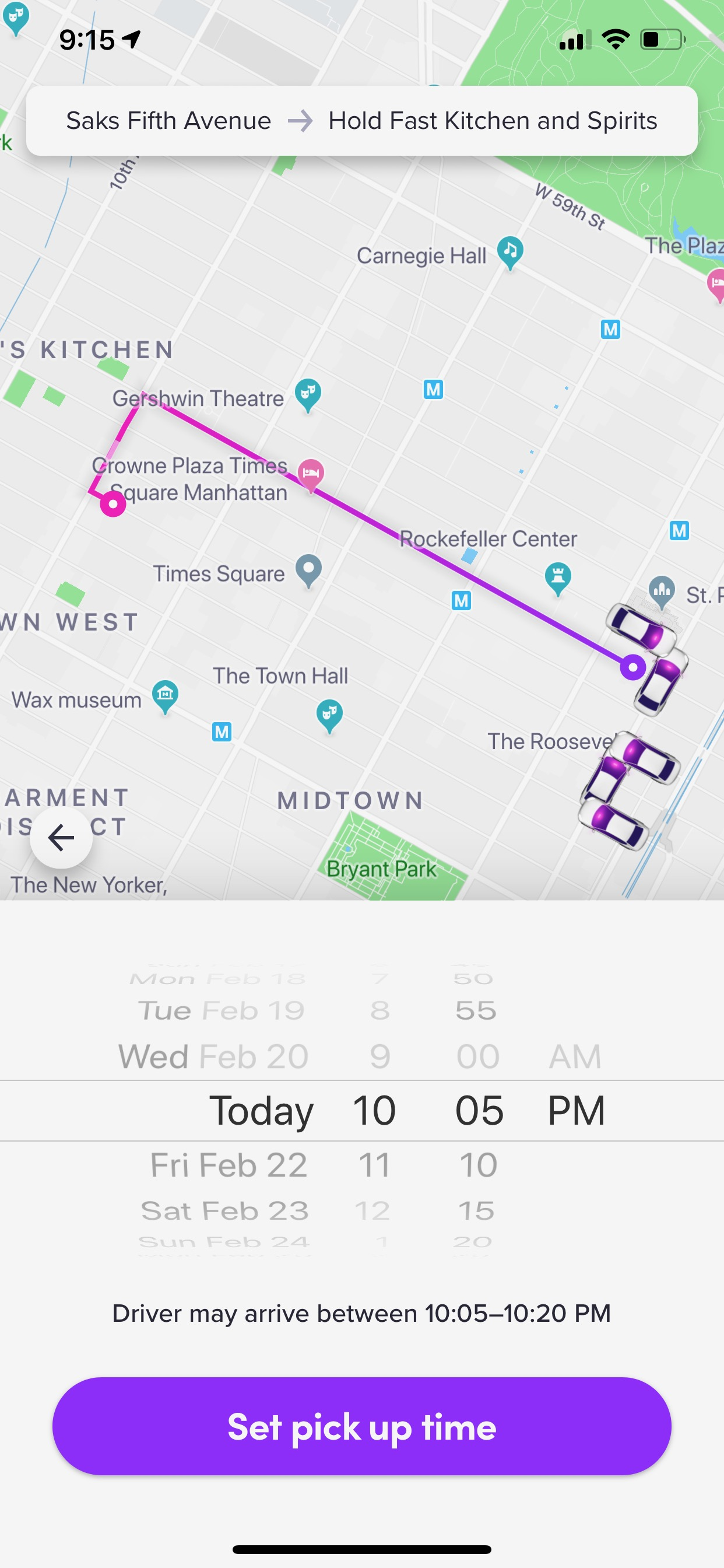 RideGuru - How to Schedule Lyft Rides in Advance