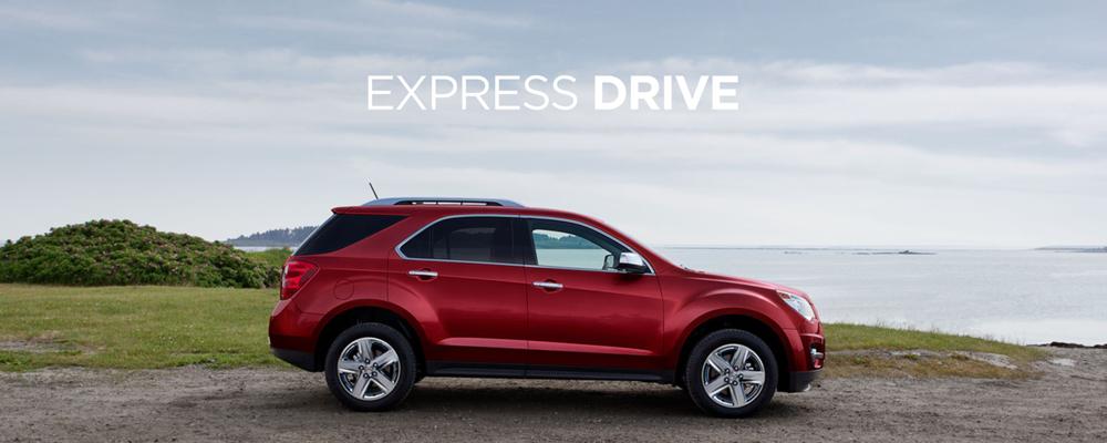 lyft express drive