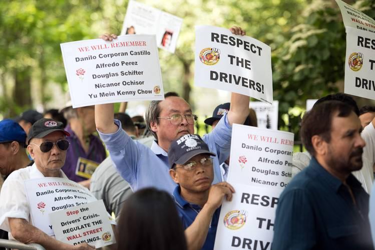 rideshare regulations uber lyft