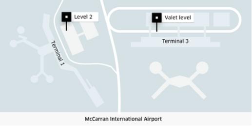 Rideguru Uber Lyft Rideshares At Las Mccarran International
